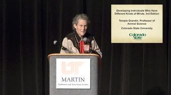 Dr. Temple Grandin Presentation