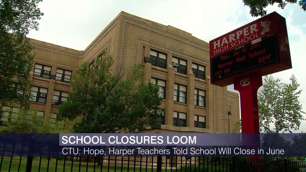 New Round of Chicago Public School Closures Looming image