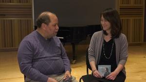Yoko Miwa with Eric Jackson