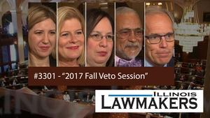S33 E01: 2017 Fall Veto Session