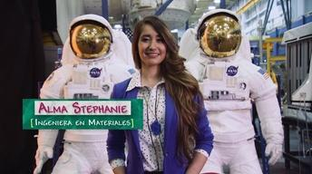 Alma Stephanie Tapia – Ingeniera en Materiales | Engineer