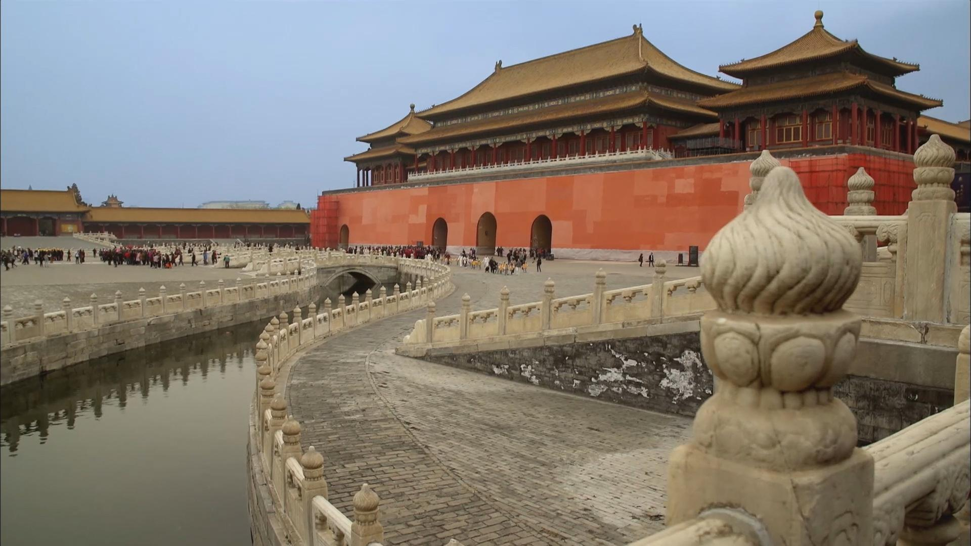 Forbidden City Facts