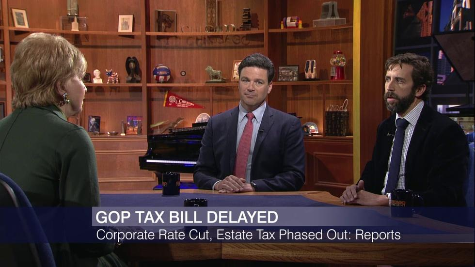 House Republicans Delay Tax Overhaul Reveal image