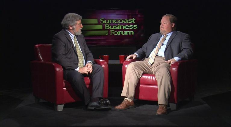 Suncoast Business Forum: December 2017: Troy Manthey