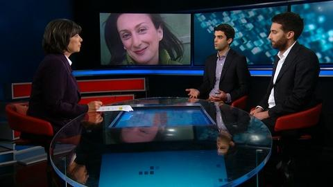 Amanpour on PBS -- Amanpour: Jeffrey Feltman, Matthew and Paul Caruana Galizia