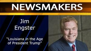 """Jim Engster """"Louisiana in the Age of President Trump"""""""