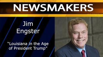 "Jim Engster ""Louisiana in the Age of President Trump"""