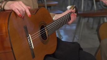 Kalamazoo Classical Guitar