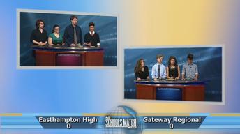 Easthampton vs. Gateway Regional (Dec. 16, 2017)