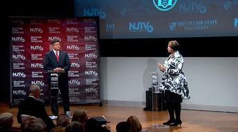 October 17, 2017: NJTV News with Mary Alice Williams