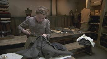 Russell Struggles with Tailoring
