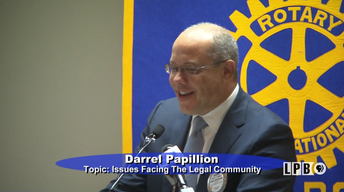 News Makers-04/12/17-Darryl Papillion, Issues Facing the Leg