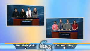 West Springfield vs. Tantasqua (Apr. 29, 2017)