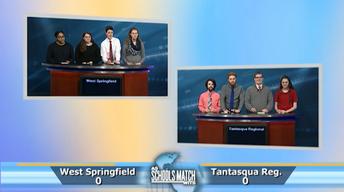 West Springfield vs. Tantasqua (Apr. 29, 2017)