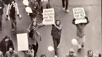 LGBTQ Activist Confronts Anita Bryant