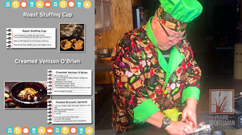 Cooking with Chef Curt - Roasted Stuffing Cup (Online Exclus