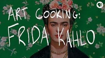 S3 Ep43: Art Cooking: Frida Kahlo