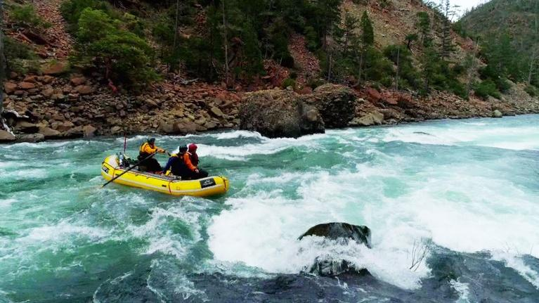 Oregon Field Guide: A Sneak Look - The Gemlike Water Of The North Fork Smith