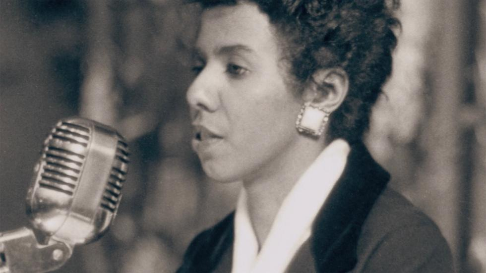 Lorraine Hansberry speaks out against injustice image