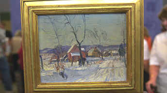 S21 Ep23: Appraisal: 1930 Walter Emerson Baum Painting
