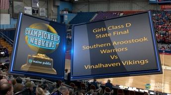 Southern Aroostook vs. Vinalhaven Girls Class D State Final