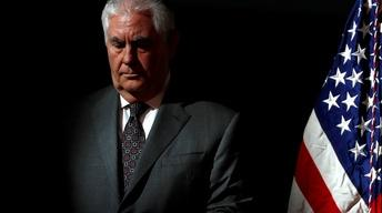 Tillerson's State Department tenure comes to abrupt end