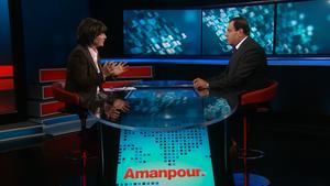Amanpour: Izzeldin Abuelaish and Asne Seierstad