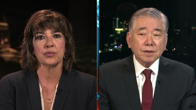 Amanpour: Jeffrey Lewis and Chung-in Moon