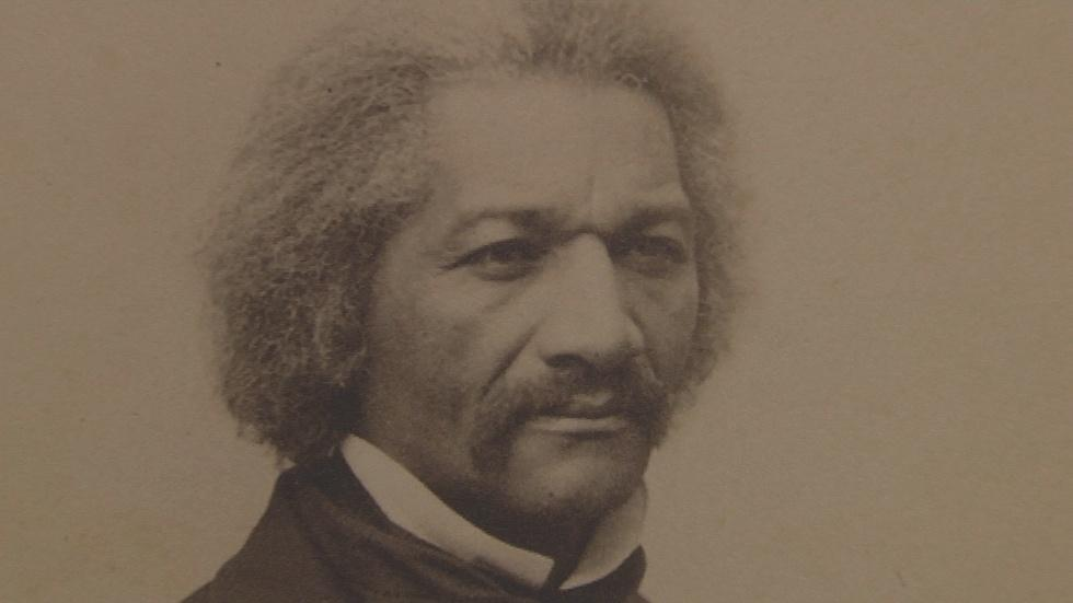 Picturing Frederick Douglass; Tristan and Iseult image