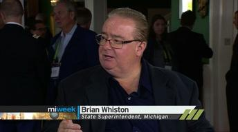 State Education with Brian Whiston
