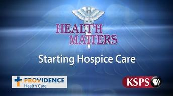 Starting Hospice Care