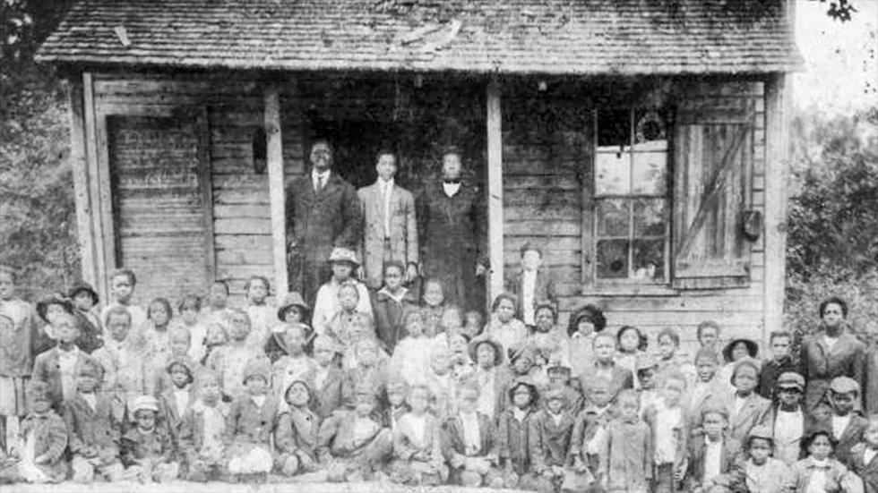 African American Education After Civil War in North Florida image