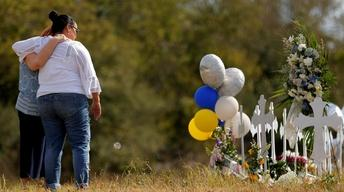 Loved ones remember the Texas church victims