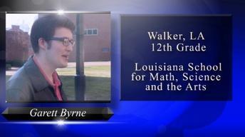 2018 Louisiana Young Heroes - Garett Byrne