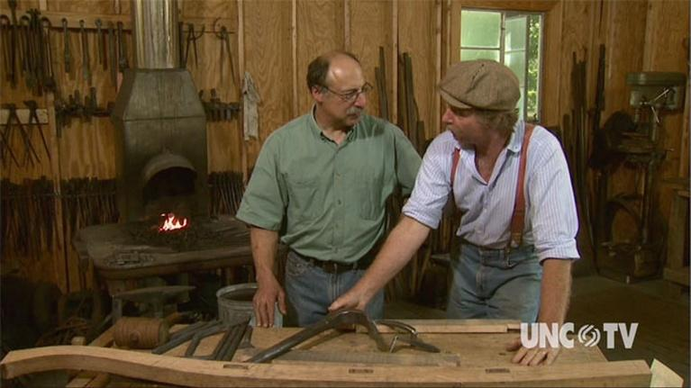 The Woodwright's Shop: Forging the Hold Fast Promo 37th Season