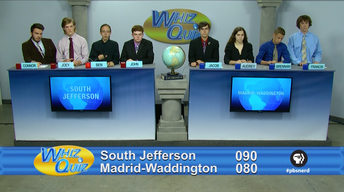 South Jefferson vs. Madrid-Waddington