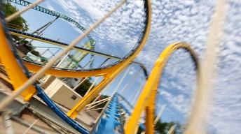 Experience the Colossus Rollercoaster