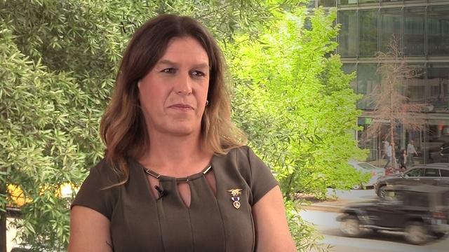 Kristin Beck, Navy Seal & Transgender Woman, on Trump