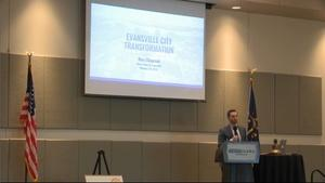 Regional Voices: Ross Chapman,Evansville City Transformation