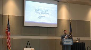 Regional Voices: Ross Chapman,Evansville City Transformation