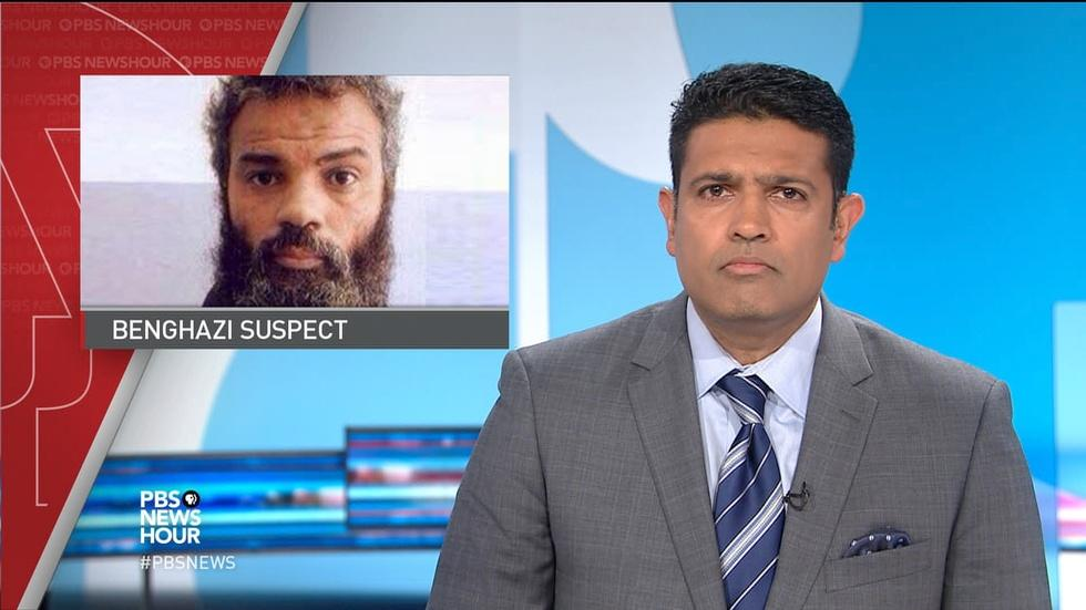 News Wrap: Trial begins for alleged Benghazi organizer image