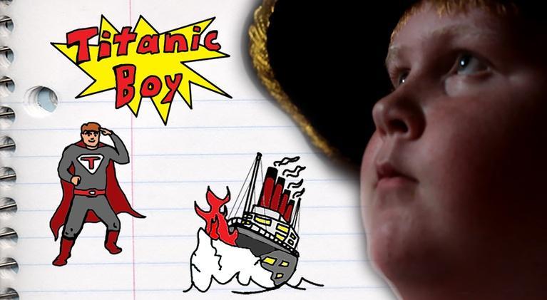 REEL SOUTH: Titanic Boy