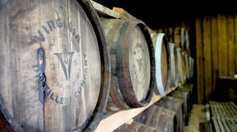 Virginia Distillery Company - Single Malt Whiskey