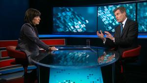 Amanpour: John Sawers, General Paloméros, Madeleine Albright