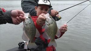 Kentucky Birds and Deep-Water Bass Fishing
