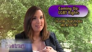 Sarah McBride: Fighting Transphobia and Misogyny