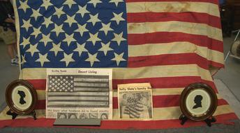 S21 Ep23: Appraisal: 31-Star Flag & Silhouettes, ca. 1850