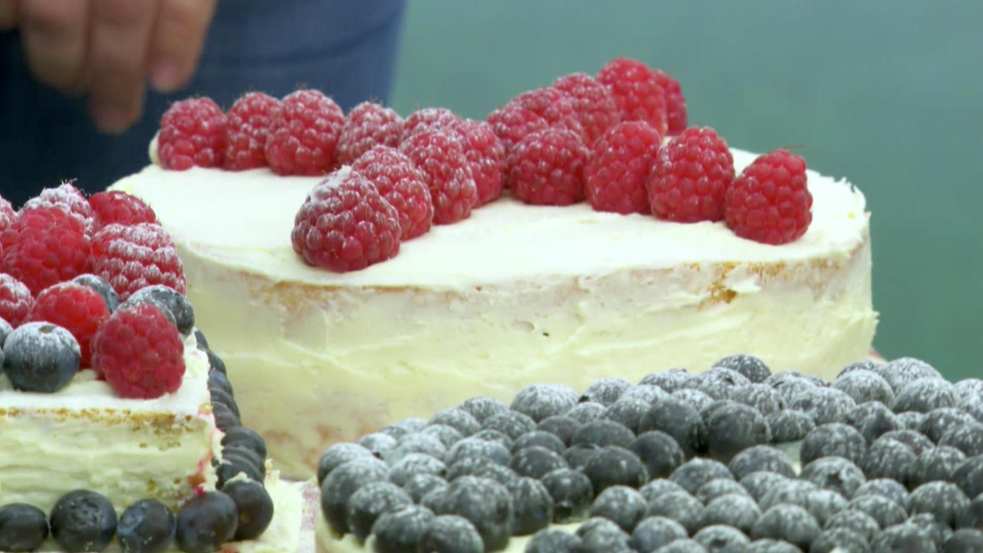 The Great British Baking Show: The Final