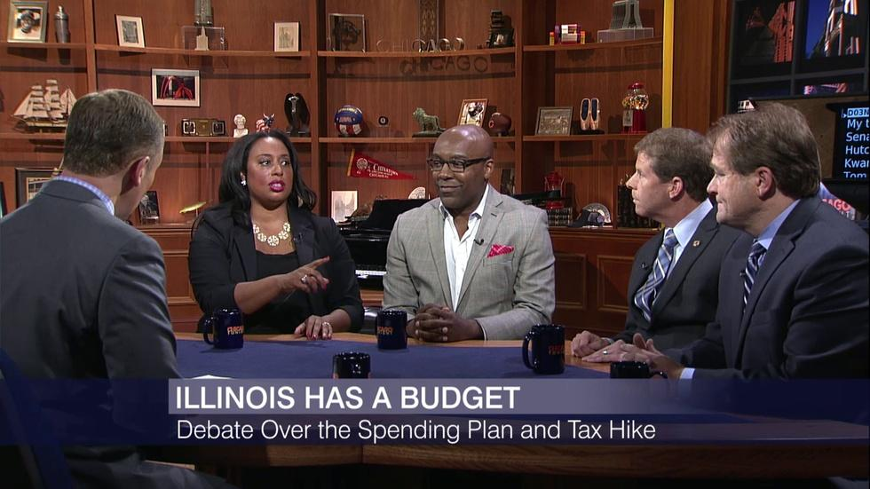 Illinois Senators Weigh in on New Budget image