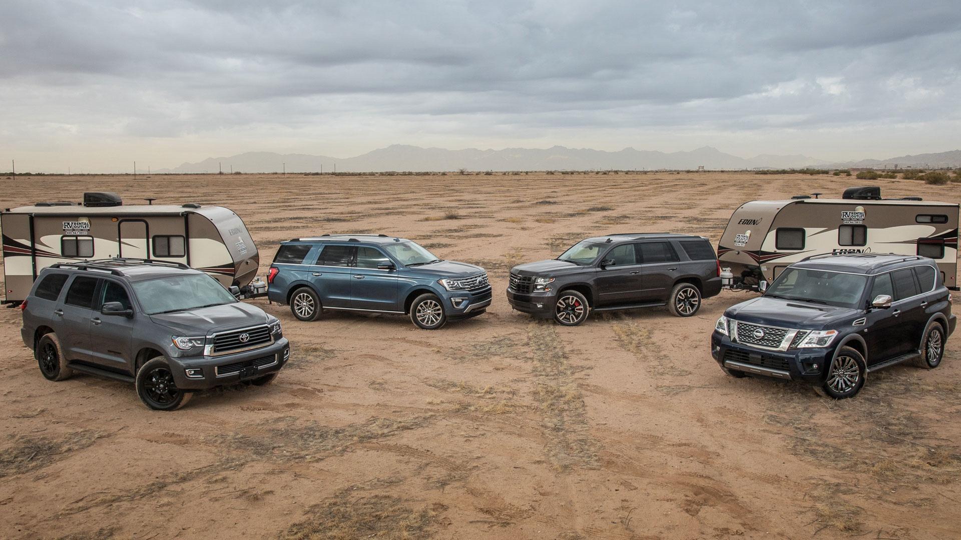 2018 Full Size SUV Challenge U0026 2018 MINI Cooper SE Countryma